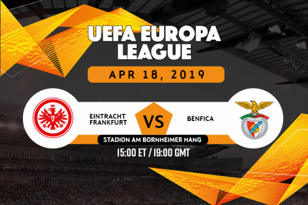 Eintracht Frankfurt vs Benfica viewing info