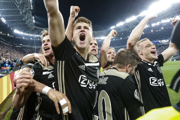 Eredivisie backs Ajax ahead of Spurs clash