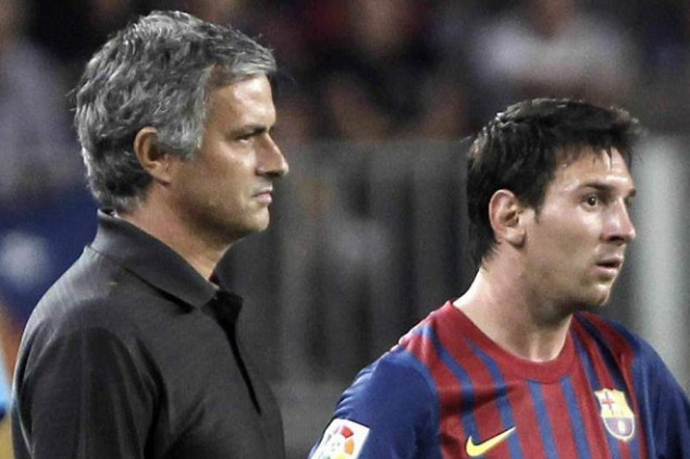 Mou shares insight on how to stop Messi