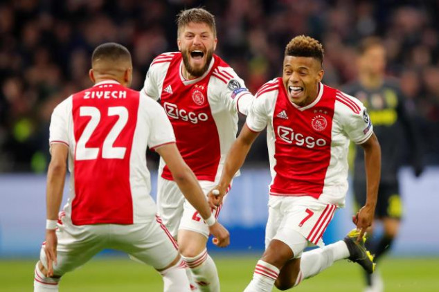 Four EPL clubs in battle to sign Ajax star