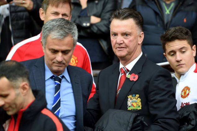 Van Gaal and Mourinho slam Solskjaer's tactics