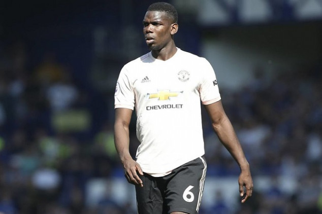 Pogba, in advanced talks with Real Madrid
