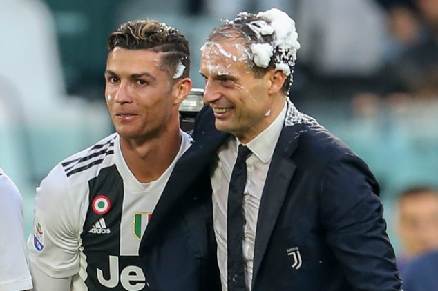 Juve lines up Allegri's replacement