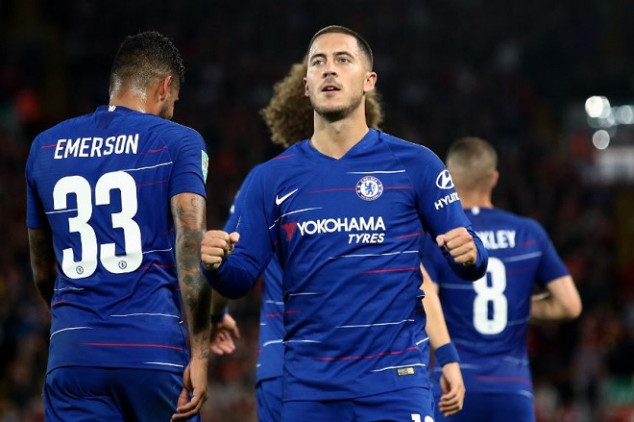 Chelsea and Madrid close in on Hazard deal