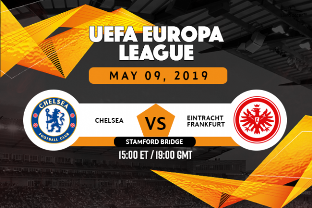 Chelsea vs Eintracht Frankfurt viewing info