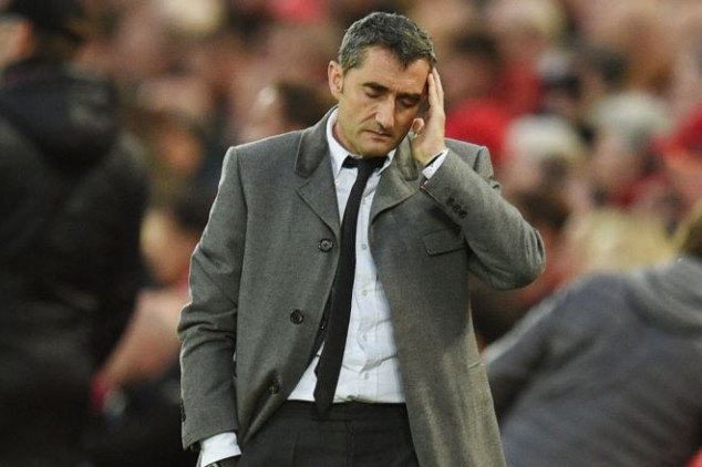 Valverde opens up on Barca future after UCL exit