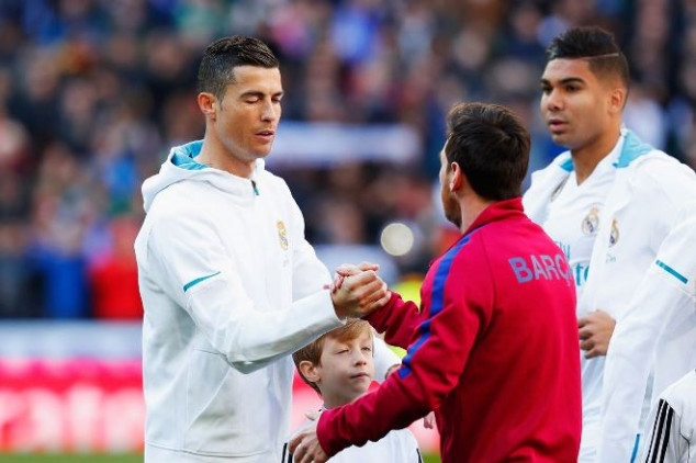 Simeone clears the air on Ronaldo-Messi comments