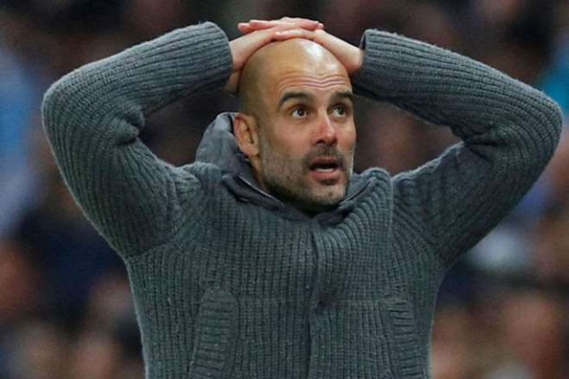 Man City to be banned from UCL for FFP breach?