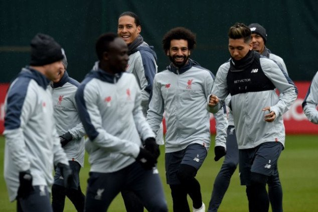 Liverpool to have 'pre-season' before UCL final