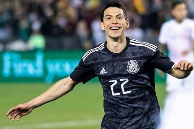 Mexico unveils 40-man CONCACAF Gold Cup roster