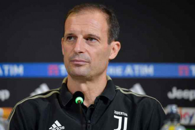 Allegri speaks for the first time after Juve sack