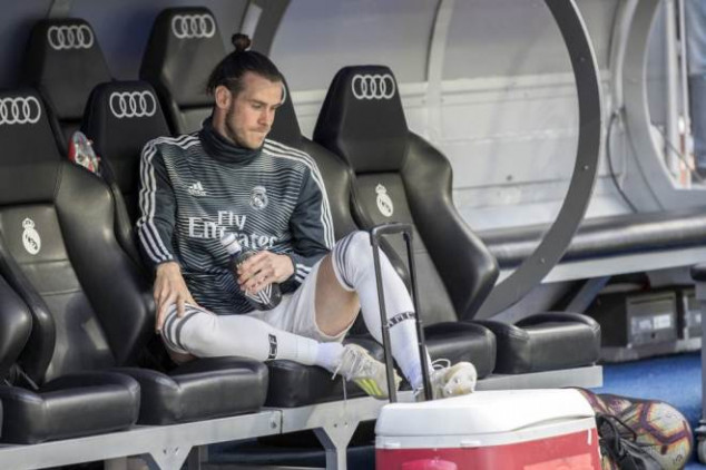Zidane all but confirms Bale's Real Madrid exit