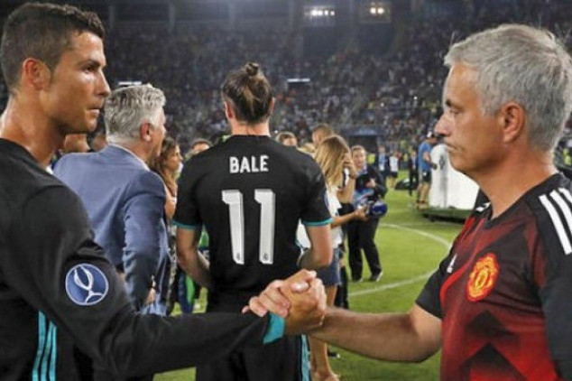 CR7 suggests Mou as Juve's new boss