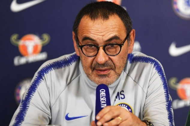 Sarri ready to quit Chelsea ahead of UEL final
