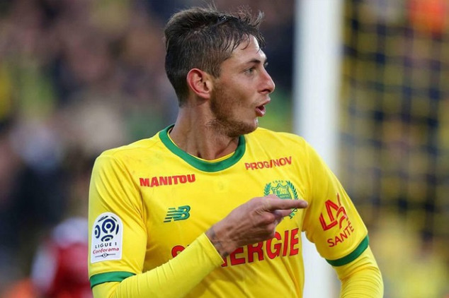 Audio reveals Sala did not want to join Cardiff
