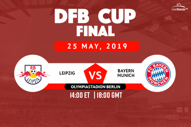 RB Leipzig vs Bayern Munich viewing info