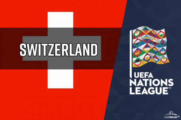 Switzerland's squad and odds to win UNL final
