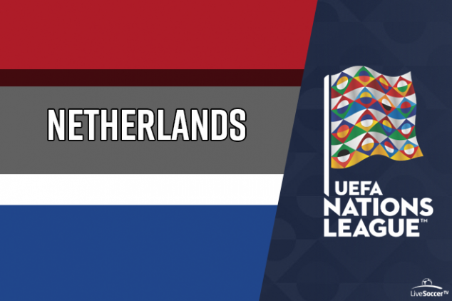 Netherlands' squad and odds to win UNL final