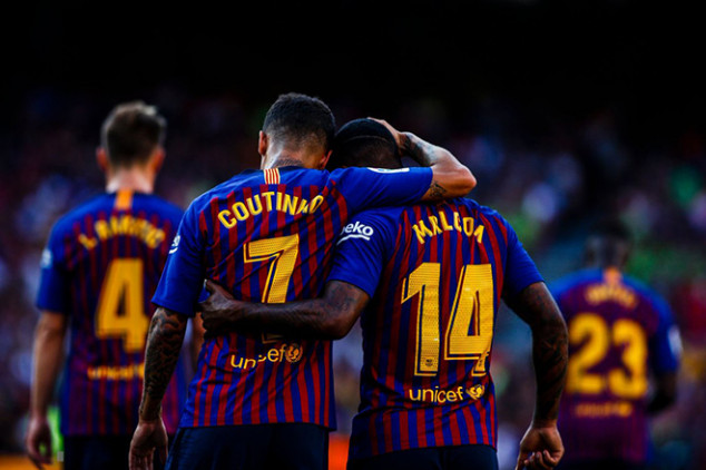 Barcelona tipped to offload NINE players