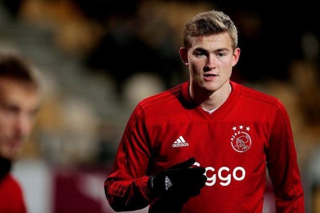 Manchester United in pole position to sign De Ligt