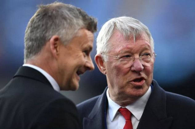 Sir Alex unhappy with Solskjaer appointment