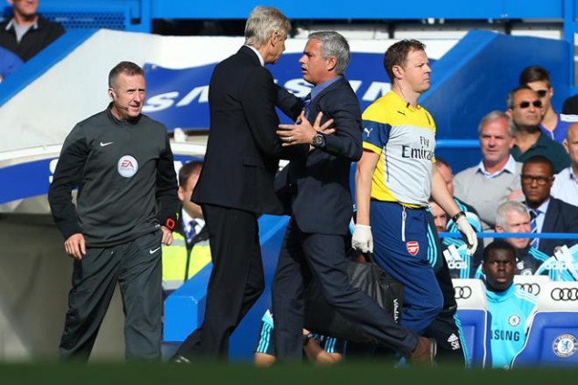 Mou and Wenger to meet as pundits for UCL final