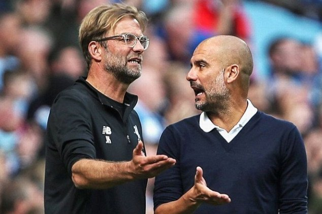 Klopp re-ignites feud vs Pep ahead of UCL final