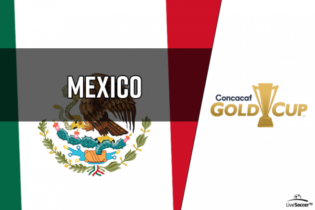 Mexico's team profile for the CONCACAF Gold Cup