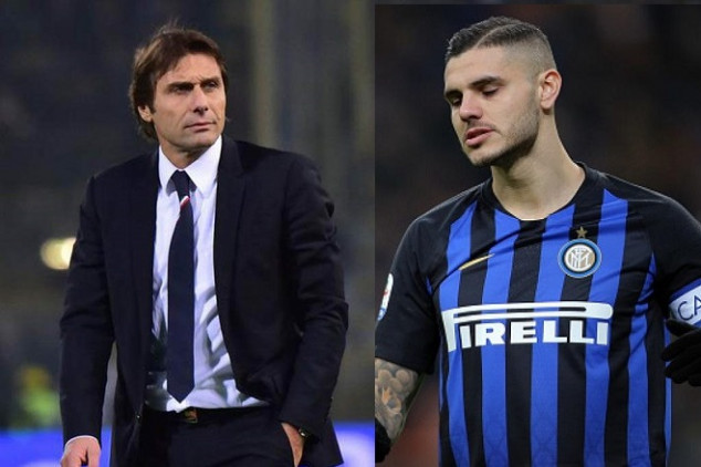 Conte signs with Inter; Icardi set to leave?