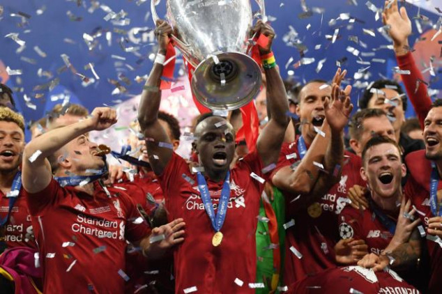 Liverpool and Ajax dominate in Squad of the Season