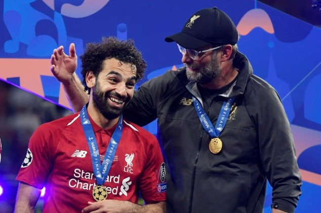 Salah linked with exit move after UCL final