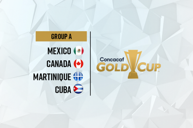 CONCACAF Gold Cup: Group A broadcast info