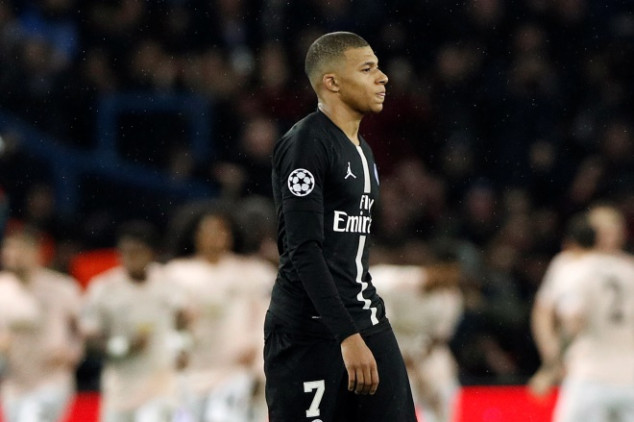 PSG: Mbappe hands in transfer request