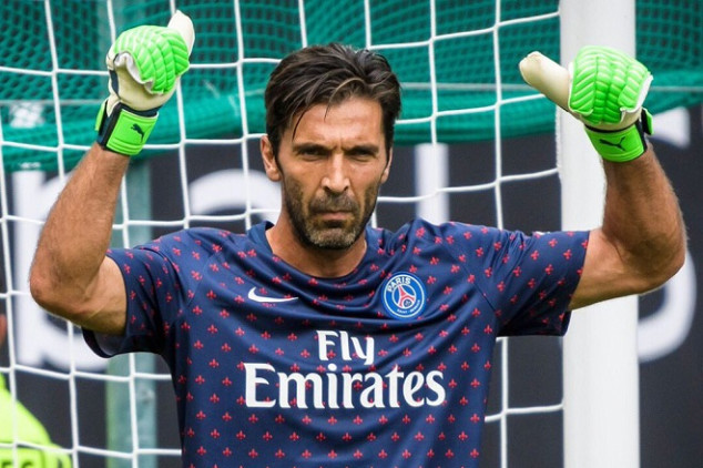Buffon plotting Serie A return after PSG exit