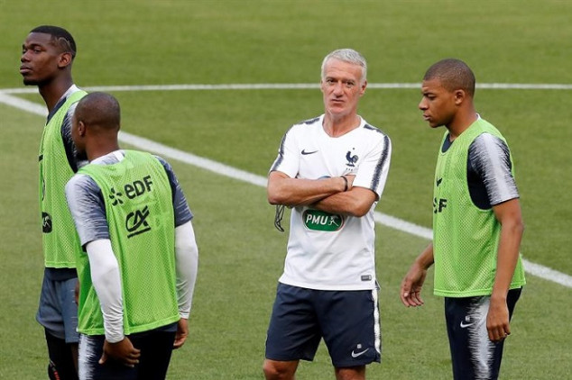 Deschamps gives heads up on Real Madrid transfer