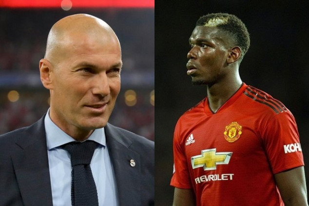 Real Madrid go all in to try and sign Pogba