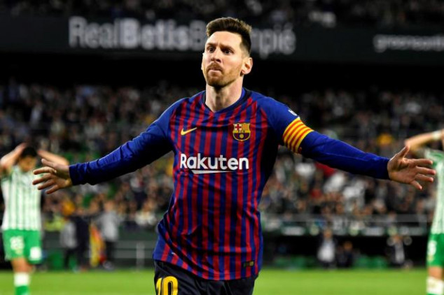 Messi crowned highest paid player in the world