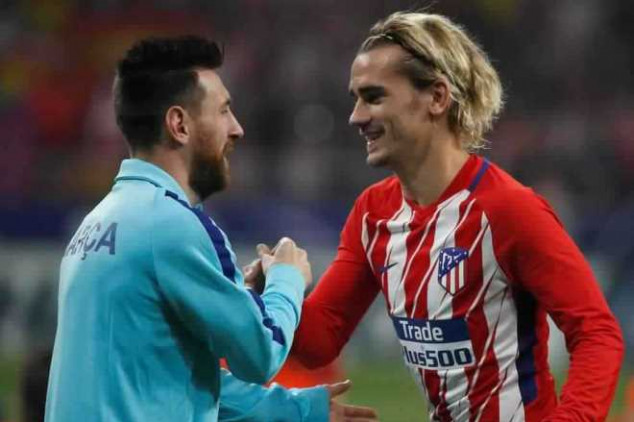 Griezmann to Barcelona all but confirmed