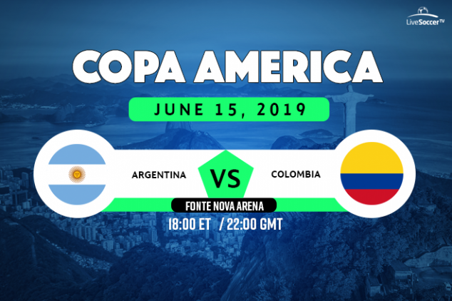 How to watch Argentina vs Colombia