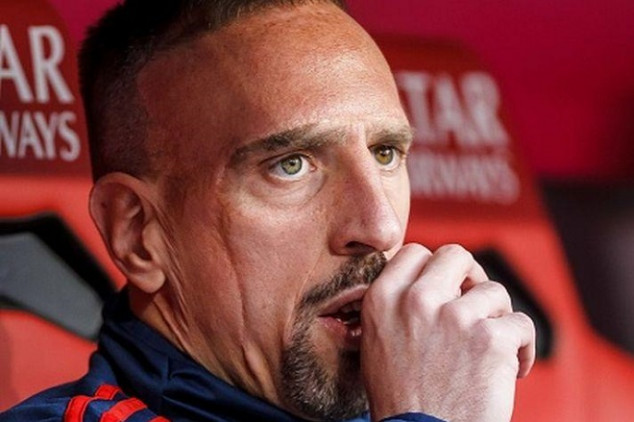 Ribery joining a Premier League side?