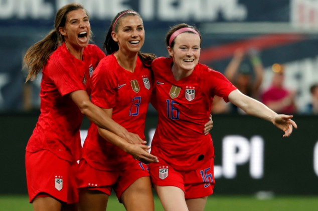 FIFA WWC: Top scorers and Golden Ball favorites