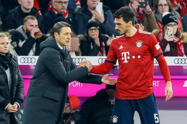 Hummels set to leave Bayern this summer