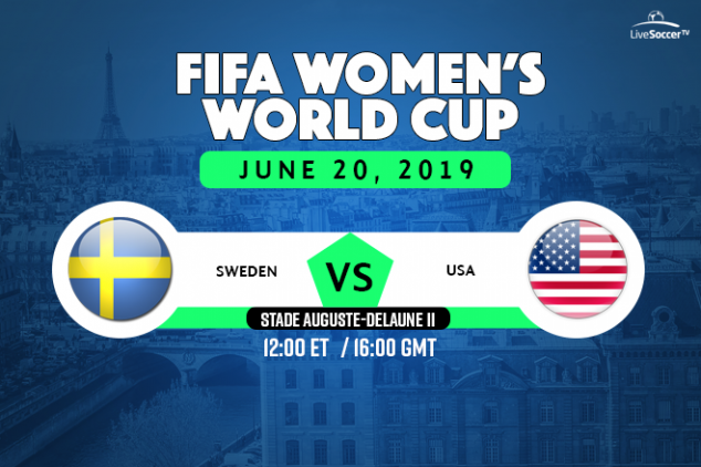 Sweden vs USA viewing info