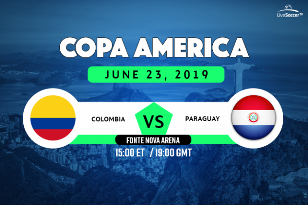How to watch Colombia vs Paraguay live