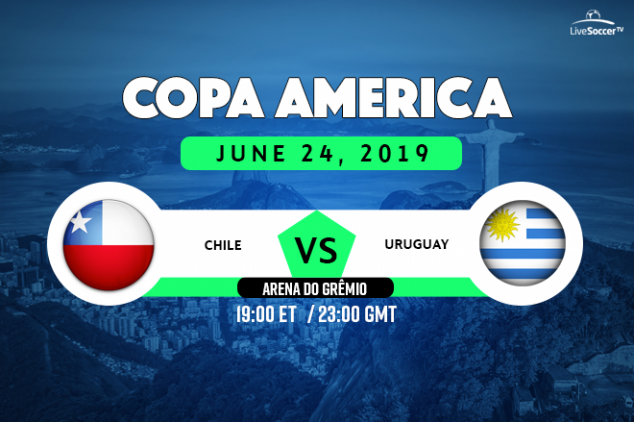 How to watch Chile vs Uruguay live