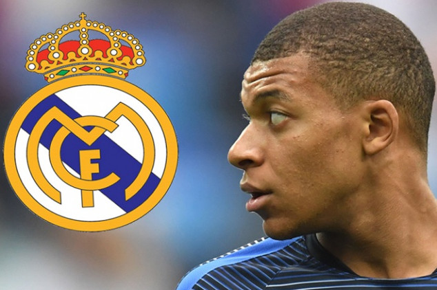 Real Madrid traces plan to sign Mbappé