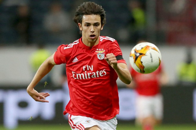 Atletico signs Joao Felix for club-record fee