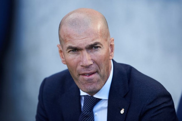 Zidane denies Madrid-Liverpool swap deal