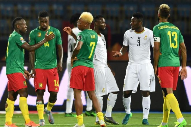 AFCON 2019: Group F permutations