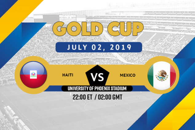 CONCACAF Gold Cup: Haiti vs Mexico broadcast info